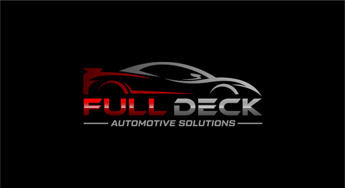 Full Deck Automotive Solutions A Logo, Monogram, or Icon  Draft # 75 by Samdesigns