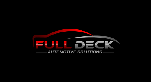 Full Deck Automotive Solutions A Logo, Monogram, or Icon  Draft # 76 by Samdesigns
