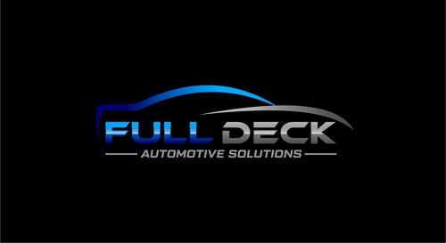 Full Deck Automotive Solutions A Logo, Monogram, or Icon  Draft # 77 by Samdesigns