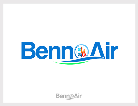 BennoAir  A Logo, Monogram, or Icon  Draft # 123 by leinsenap