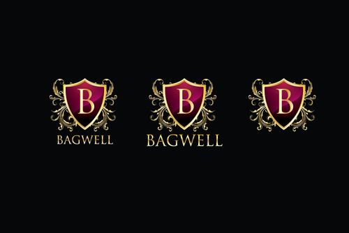 B (and whatever part of Bagwell designer creates) A Logo, Monogram, or Icon  Draft # 36 by TheTanveer