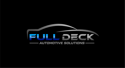 Full Deck Automotive Solutions A Logo, Monogram, or Icon  Draft # 78 by Samdesigns