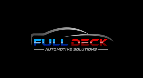 Full Deck Automotive Solutions A Logo, Monogram, or Icon  Draft # 79 by Samdesigns