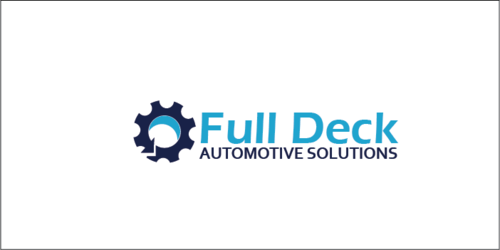 Full Deck Automotive Solutions A Logo, Monogram, or Icon  Draft # 80 by QueenZera