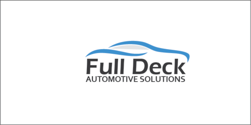 Full Deck Automotive Solutions A Logo, Monogram, or Icon  Draft # 81 by QueenZera