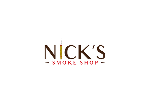 Nick's Smoke Shop A Logo, Monogram, or Icon  Draft # 150 by Adwebicon