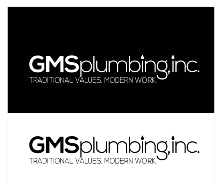 GMS Plumbing, Inc. A Logo, Monogram, or Icon  Draft # 85 by DiscoverMyBusiness