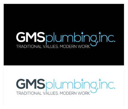 GMS Plumbing, Inc. A Logo, Monogram, or Icon  Draft # 86 by DiscoverMyBusiness