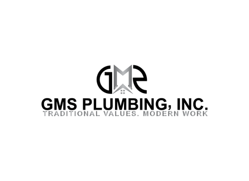 GMS Plumbing, Inc. A Logo, Monogram, or Icon  Draft # 96 by arsalanwaheed