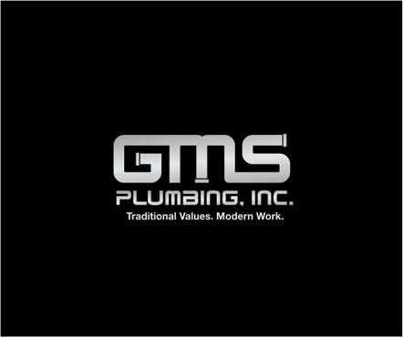 GMS Plumbing, Inc. A Logo, Monogram, or Icon  Draft # 105 by odc69