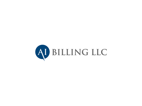 AI Billing LLC A Logo, Monogram, or Icon  Draft # 91 by EEgraphix