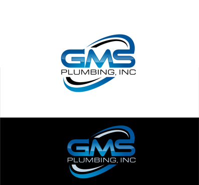 GMS Plumbing, Inc. A Logo, Monogram, or Icon  Draft # 111 by Stardesigns