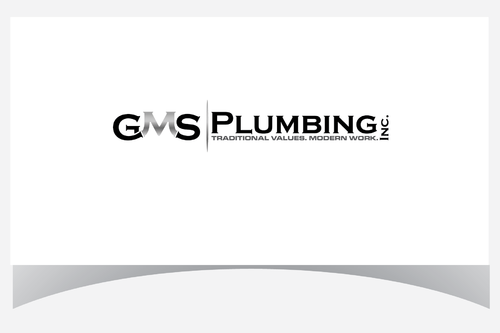 GMS Plumbing, Inc. A Logo, Monogram, or Icon  Draft # 137 by Designpassion