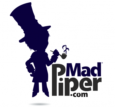 Mad Piper A Logo, Monogram, or Icon  Draft # 140 by Cheliland