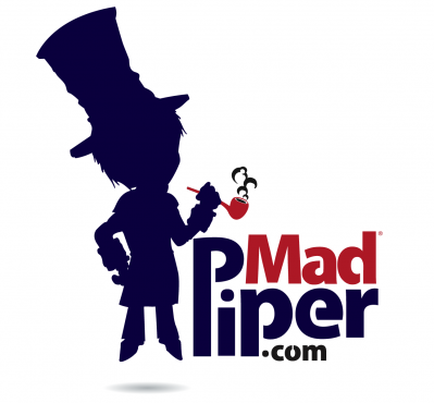 Mad Piper A Logo, Monogram, or Icon  Draft # 141 by Cheliland