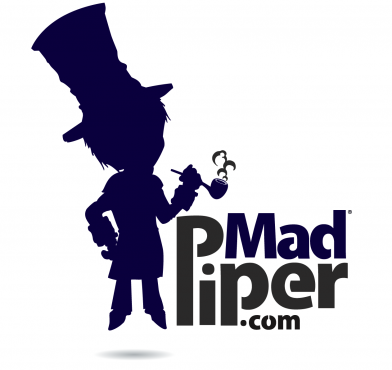 Mad Piper A Logo, Monogram, or Icon  Draft # 142 by Cheliland