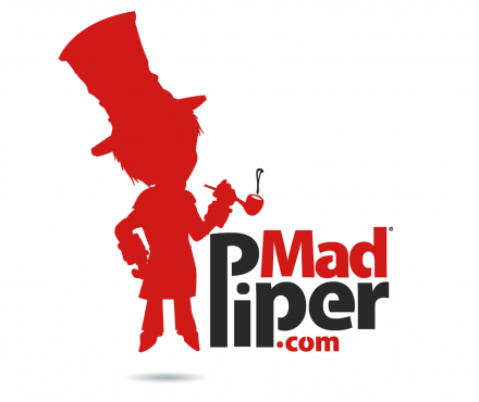 Mad Piper A Logo, Monogram, or Icon  Draft # 143 by Cheliland