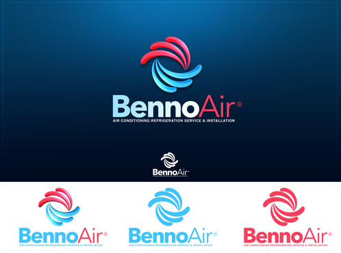 BennoAir  A Logo, Monogram, or Icon  Draft # 163 by antoneofull