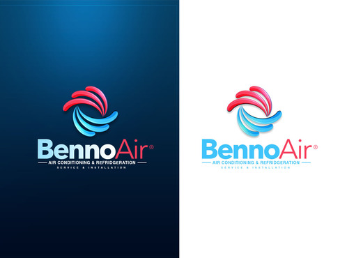 BennoAir  A Logo, Monogram, or Icon  Draft # 165 by antoneofull