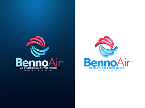 BennoAir  A Logo, Monogram, or Icon  Draft # 166 by antoneofull