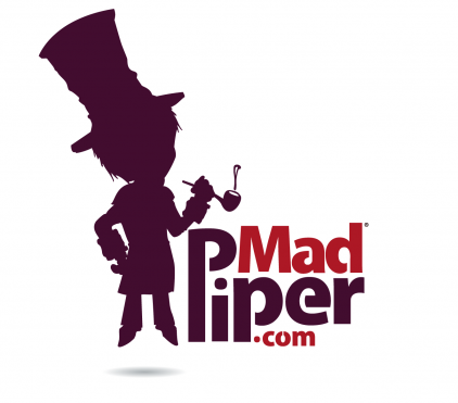 Mad Piper A Logo, Monogram, or Icon  Draft # 144 by Cheliland