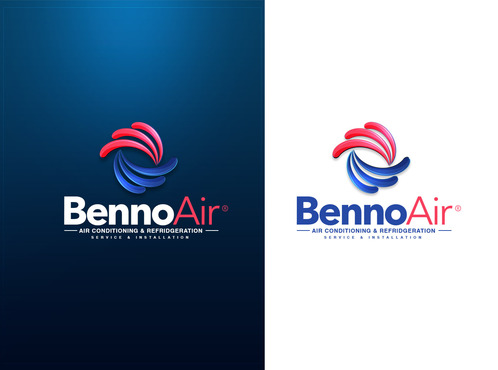 BennoAir  A Logo, Monogram, or Icon  Draft # 168 by antoneofull