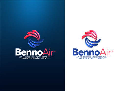 BennoAir  A Logo, Monogram, or Icon  Draft # 180 by antoneofull