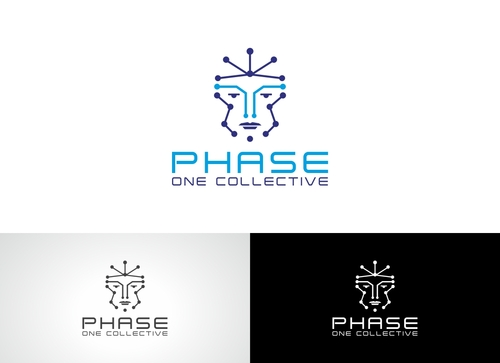 PHASE ONE COLLECTIVE A Logo, Monogram, or Icon  Draft # 12 by Adwebicon