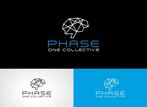 PHASE ONE COLLECTIVE A Logo, Monogram, or Icon  Draft # 13 by Adwebicon
