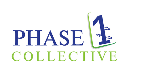PHASE ONE COLLECTIVE A Logo, Monogram, or Icon  Draft # 15 by EXPartLogo