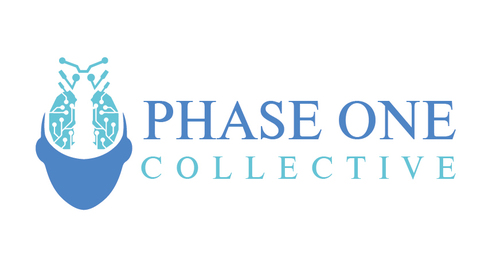 PHASE ONE COLLECTIVE A Logo, Monogram, or Icon  Draft # 16 by EXPartLogo