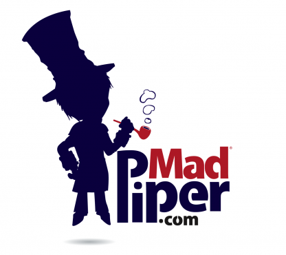 Mad Piper A Logo, Monogram, or Icon  Draft # 146 by Cheliland