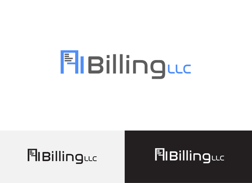 AI Billing LLC A Logo, Monogram, or Icon  Draft # 122 by Adwebicon
