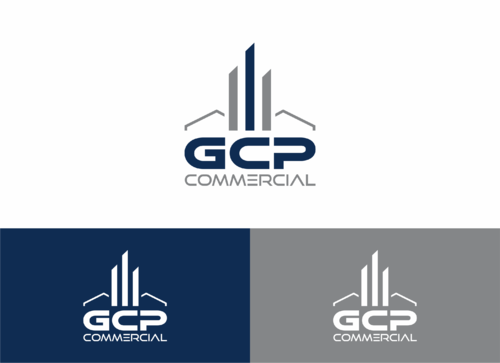 GCP Commercial A Logo, Monogram, or Icon  Draft # 102 by InfoTechDesign