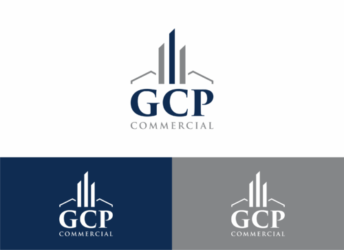 GCP Commercial A Logo, Monogram, or Icon  Draft # 103 by InfoTechDesign