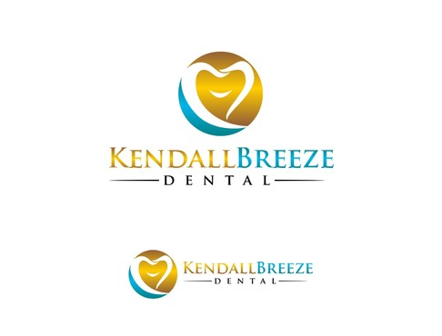 Kendall Breeze Dental A Logo, Monogram, or Icon  Draft # 14 by nellie