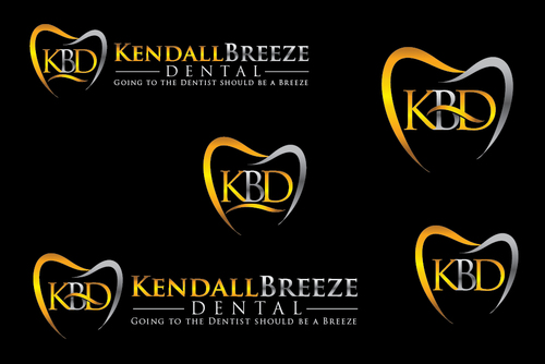 Kendall Breeze Dental A Logo, Monogram, or Icon  Draft # 21 by TheTanveer