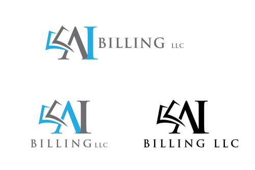 AI Billing LLC A Logo, Monogram, or Icon  Draft # 128 by TheTanveer