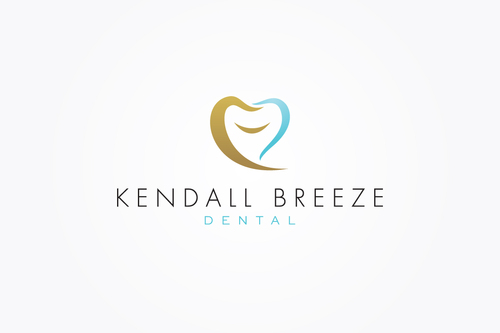 Kendall Breeze Dental A Logo, Monogram, or Icon  Draft # 90 by MasterDesign