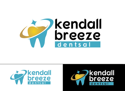 Kendall Breeze Dental A Logo, Monogram, or Icon  Draft # 93 by Adwebicon
