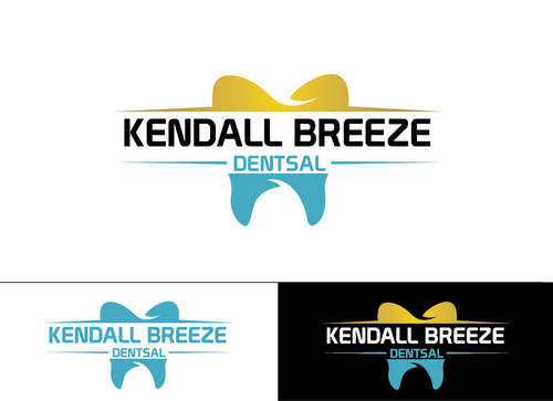 Kendall Breeze Dental A Logo, Monogram, or Icon  Draft # 94 by Adwebicon