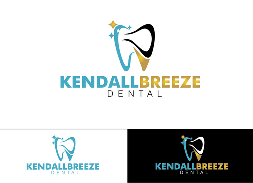 Kendall Breeze Dental A Logo, Monogram, or Icon  Draft # 95 by Adwebicon