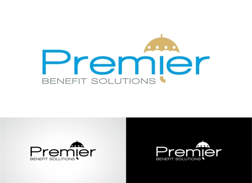 Premier Benefit Solutions A Logo, Monogram, or Icon  Draft # 59 by Adwebicon