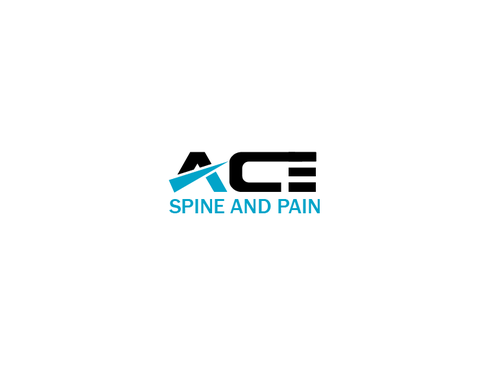 ACE spine and pain  A Logo, Monogram, or Icon  Draft # 64 by muhammadrashid