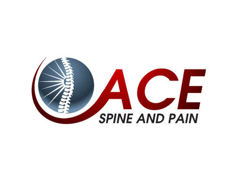 ACE spine and pain  A Logo, Monogram, or Icon  Draft # 67 by shreeganesh