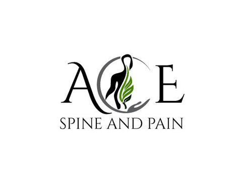 ACE spine and pain  A Logo, Monogram, or Icon  Draft # 68 by shreeganesh