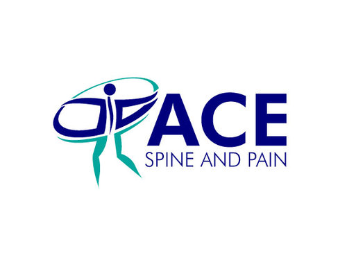ACE spine and pain  A Logo, Monogram, or Icon  Draft # 70 by shreeganesh