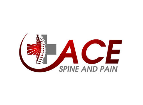 ACE spine and pain  A Logo, Monogram, or Icon  Draft # 83 by shreeganesh