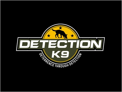 Detection K9 A Logo, Monogram, or Icon  Draft # 162 by thebullet