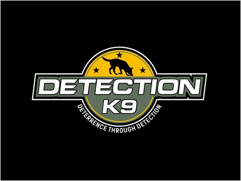 Detection K9 A Logo, Monogram, or Icon  Draft # 166 by thebullet